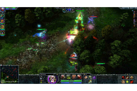 Heroes of Newerth - Lutris
