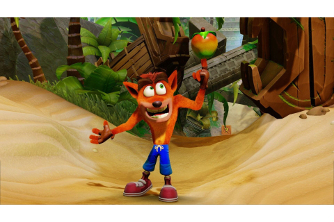 Rumour: Crash Bandicoot Might Be Returning In A Completely ...