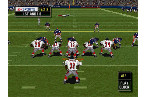 Madden NFL 2000 Download Game | GameFabrique