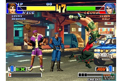 King of Fighters '98, The - The Slugfest / King of ...