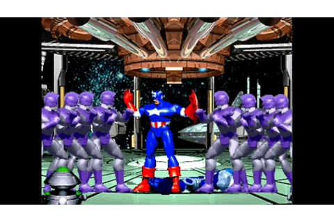 ARCADE MUSEUM - Avengers in Galactic Storm - YouTube