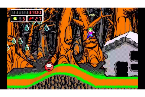 COMMANDER KEEN: CLASSIC GAME SERIES in 10 GAMES, PT. 17 ...