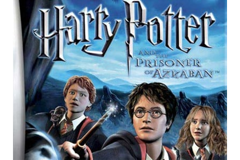 Harry Potter and the Prisoner of Azkaban - Nintendo Games ...