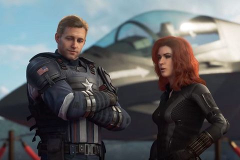 Watch Marvel Avengers video game trailer: Details revealed ...