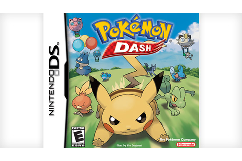Pokémon Dash | Pokémon Video Games