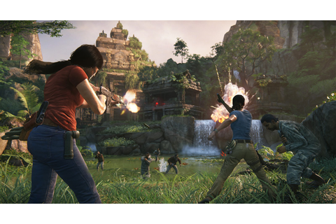 UNCHARTED THE LOST LEGACY HIGHLY COMPRESSED download free ...