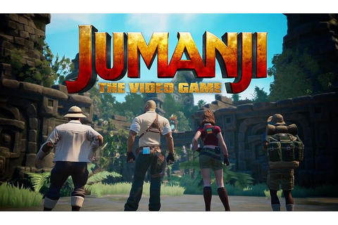 Jumanji: The Video Game announced for consoles and PC