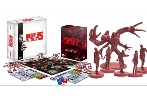 Resident Evil 2: The Board Game passes £300k mark on ...