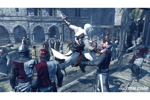Assassin's Creed Game Information - Assassin's Creed Forum ...