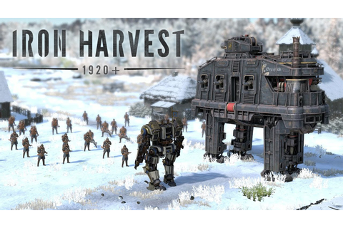 Iron Harvest – End of 2019 Gameplay - YouTube