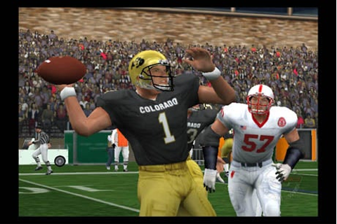 Hands-on: NCAA College Football 2K3 - IGN