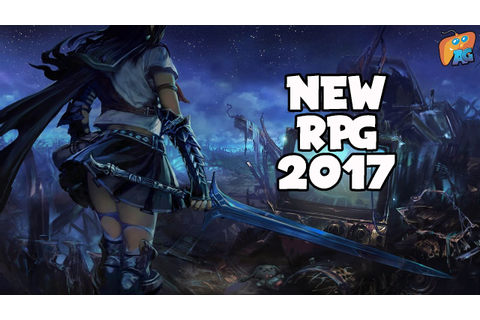Top 10 Best RPG Games for Android/iOS 2017![AndroGaming ...