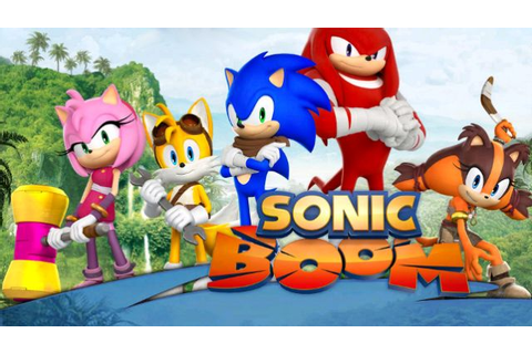 Sonic Boom: Rise of Lyric : Game Over Online