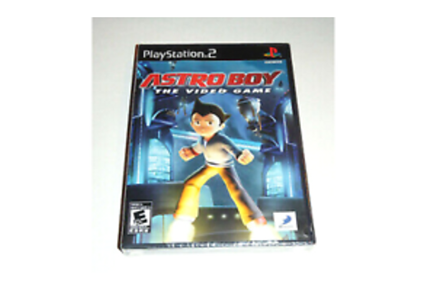 Astro Boy: The Video Game (PlayStation 2, 2009) PS2 NEW ...