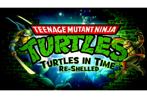 TMNT: Turtles In Time Re-Shelled - Pizza Power! - YouTube