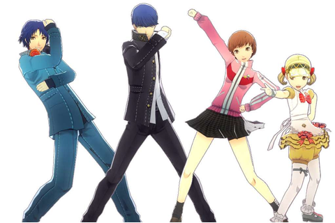 Persona 3 and Others DLC Costumes Revealed for Persona 4 ...