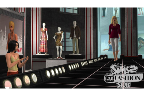 Les Sims 2: H&M Fashion | Les Sims Wiki | FANDOM powered ...