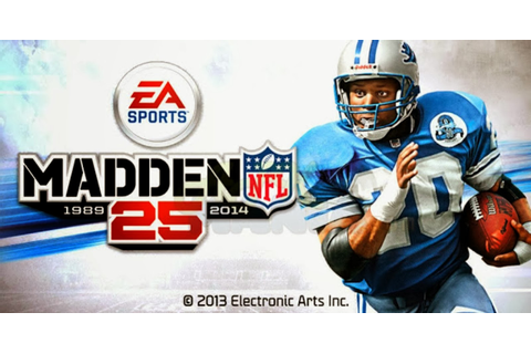 MADDEN NFL 25 by EA SPORTS™ APK + SD DATA | Android Games ...