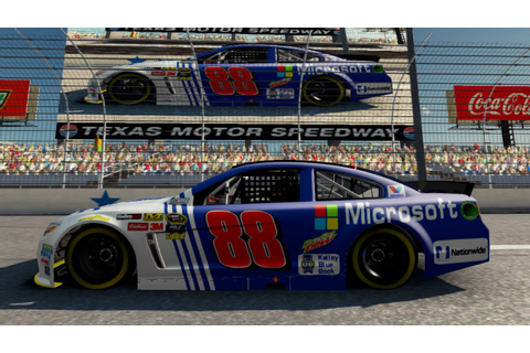 NASCAR 15 victory edition - YouTube