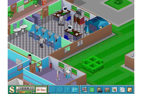 [PC-GAME] Download Theme Hospital Full Crack - PC Game ...