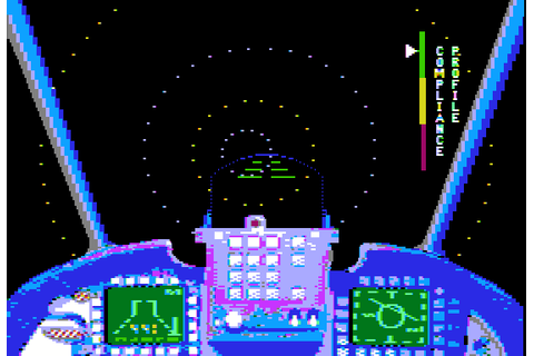 Aliens: The Computer Game (1987) by Activision Apple II E game