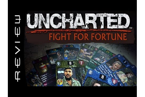 Uncharted: Fight for Fortune Review - YouTube