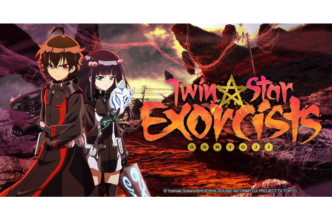 VIZ | Blog / Twin Star Exorcists the Anime!