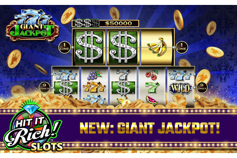 Hit it Rich! Free Casino Slots - Android Apps on Google Play