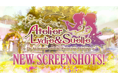 Atelier Lydie & Suelle: Alchemists of the Mysterious ...