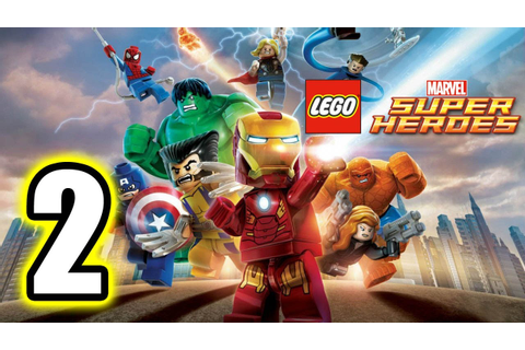 LEGO Marvel Super Heroes Walkthrough PART 2 [PS3] Lets ...