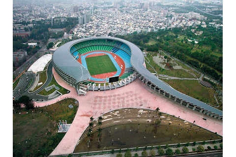 Main Stadium in Kaohsiung - DETAIL inspiration
