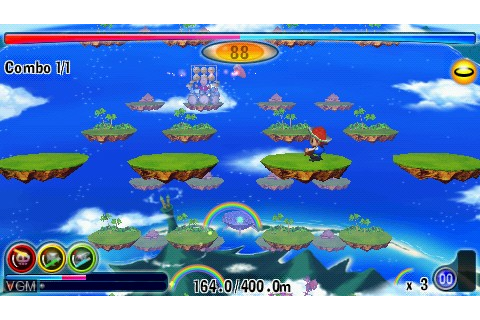Rainbow Islands Evolution for Sony PSP - The Video Games ...