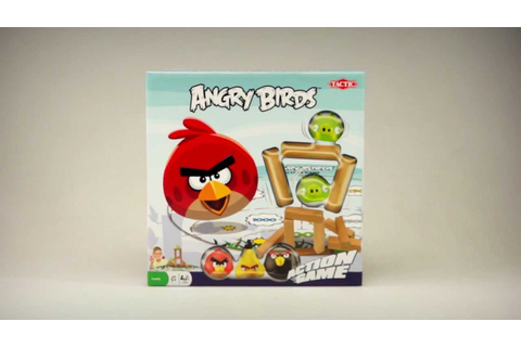 Angry Birds Action Game - YouTube