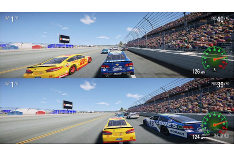 NASCAR Heat 2 - Splitscreen Gameplay (PS4 HD) [1080p60FPS ...