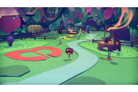 Tearaway™ Unfolded on PS4 | Official PlayStation™Store UK