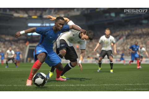 Pro Evolution Soccer 2017 vs FIFA 17: What's the best ...