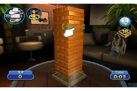 Jenga World Tour for Nintendo Wii - The Video Games Museum