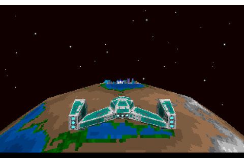 Star Quest 1 in the 27th Century (1996 - DOS). Ссылки ...