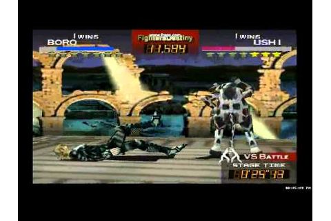 Fighters Destiny: Boro vs Ushi - YouTube