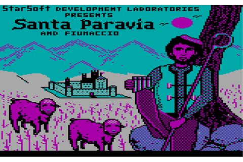 Santa Paravia and Fiumaccio - Play Online Classic Games