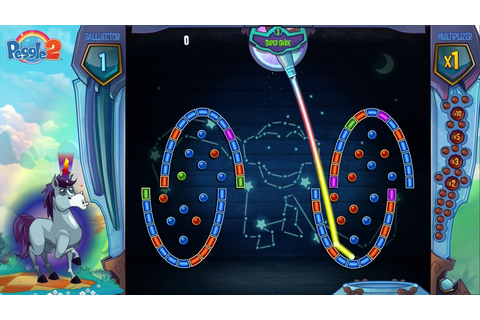 Peggle 2 Announced for PS4, Releases in October