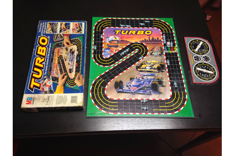 comPVter: Board game on video game: Turbo