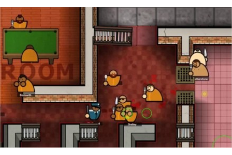 Prison Architect - Game Side Story