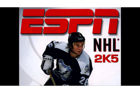 ESPN NHL 2K5 Menu Music 1 - YouTube