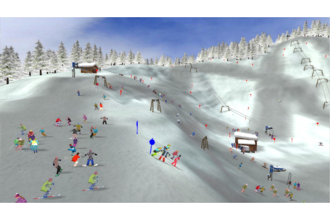 Ski Park Tycoon on Steam