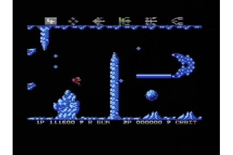 ZYBEX (ATARI 800XL - FULL GAME) - YouTube