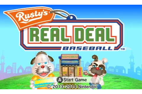 Rusty's Real Deal Baseball - Wikipedia