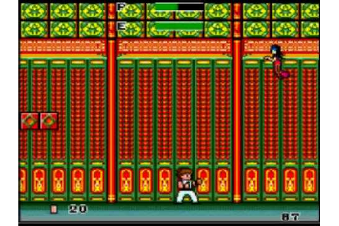 Kung Fu Kid - Sega Master System - YouTube