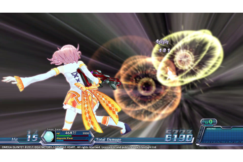 Omega Quintet - Download Free Full Games | Adventure games