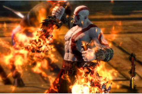 Game World: God of War: Ascension